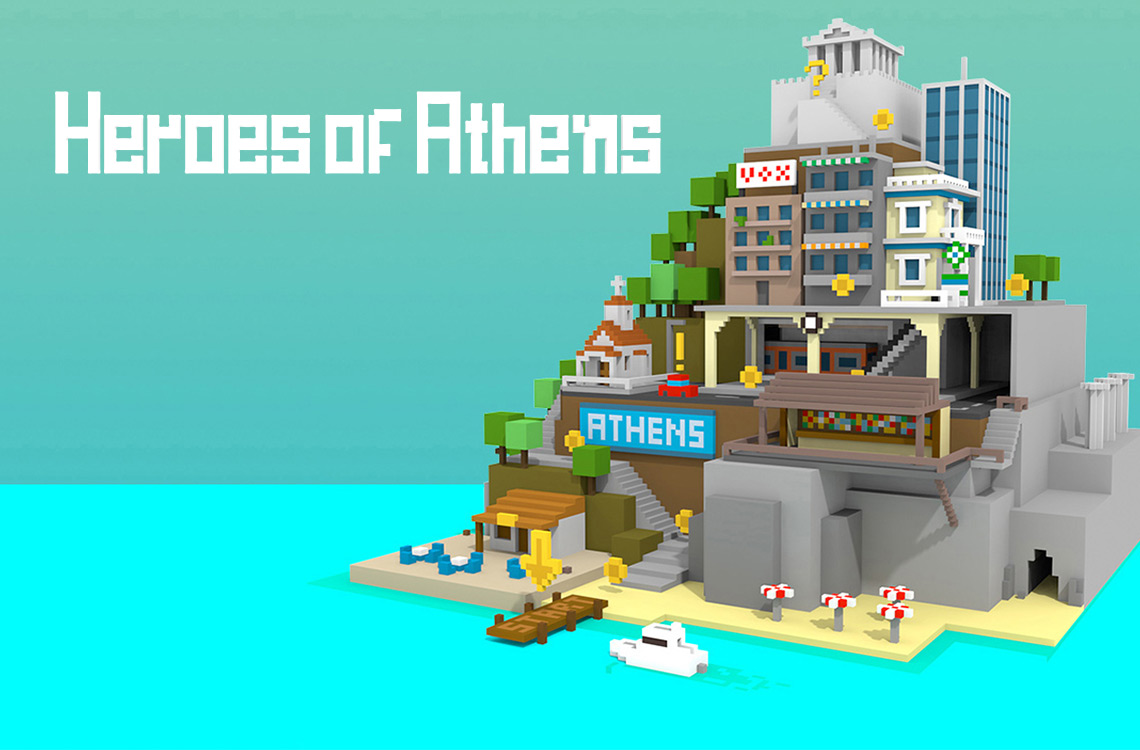 Heroes of Athens (the game)